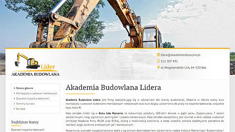 Akademia Budowlana Lidera